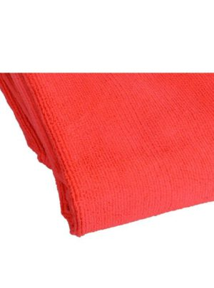 Bath Towel (Neon Coral)