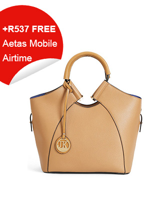 Appealing Brown Tote Bag