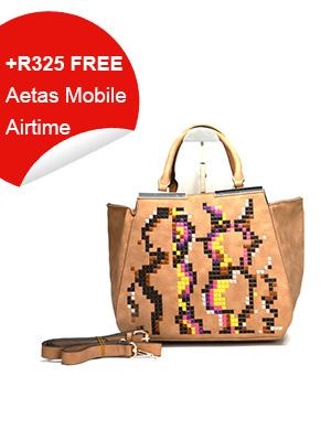 Beautiful Coffee Ladies Handbag